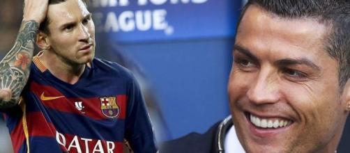 Cristiano Ronaldo ha marcado más goles que Messi en clásicos. - diez.hn