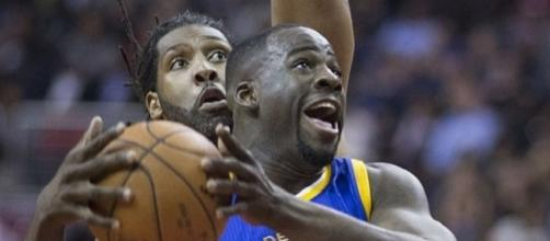 Draymond Green believes the Spurs still have it despite the lack of big signings in the offseason -- Keith Allison via WikiCommons