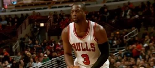 Dwyane Wade is now on the market following a buyout with the Bulls -- NBA via YouTube