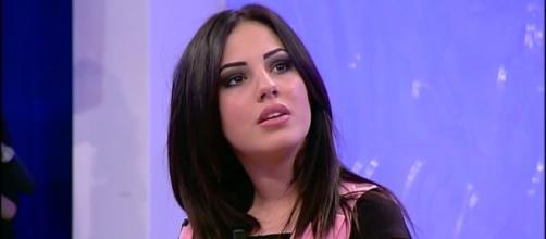 GF Vip, Giulia piange per Andrea