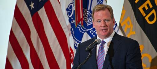 Goodell does not count. Teddy wade via Wikimedia Commons