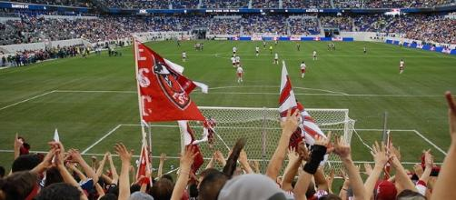Houston Dynamo forced New York City FC to a 1-1 draw on Saturday. [Image Credit: Sam Szapuck/Wikimedia Commons]