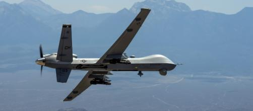 ISIS is now using surveillance drones to attack targets. Source;commons.wikimedia.org