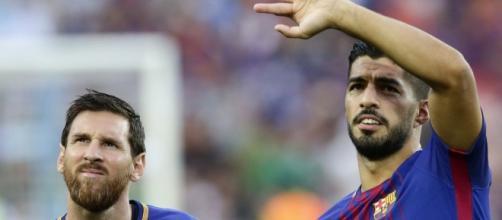 Las mejores fotos del emotivo partido entre Barcelona y ... - com.ar