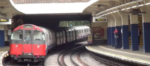 London Underground bomber allegedly bought his key ingredients on Amazon. [Klingl3r/Youtube]