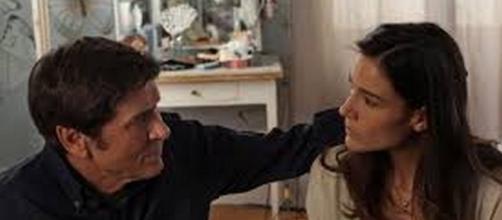 L'sola di Pietro: Elena e suo padre
