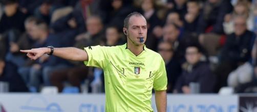 Luca Pairetto, errori arbitrali clamorosi in Fiorentina-Atalanta