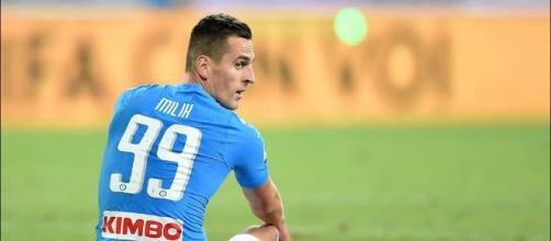 Napoli-Palermo: slitta rientro per Milik, OUT Diamanti. Ci prova ... - fantagazzetta.com