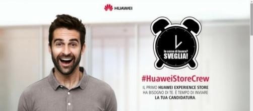 Offerta di lavoro Huawei nello Store di Milano - Huawei/DPV