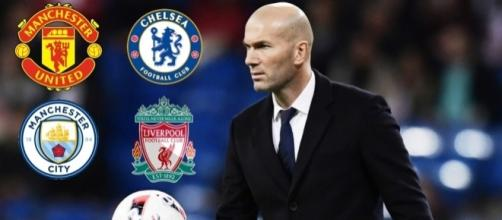 Real Madrid : Zidane veut une star de Premier League !