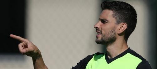Rodrigo Pimpão será a baixado do Botafogo