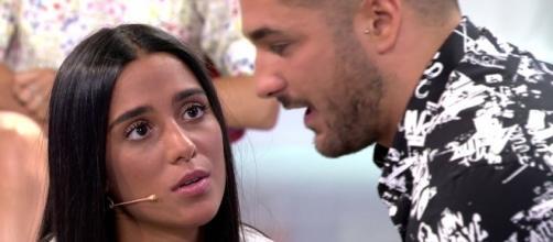 Sofía y Hugo se estaban conociendo en MYHYV.