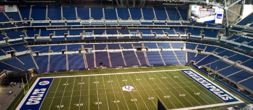 The Colts have problems. Josh Hallett via Wikimedia Commons