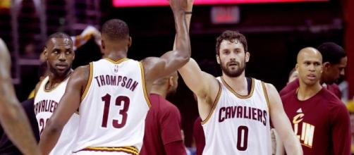 This would've been a huge trade for both the Cleveland Cavaliers, and the...