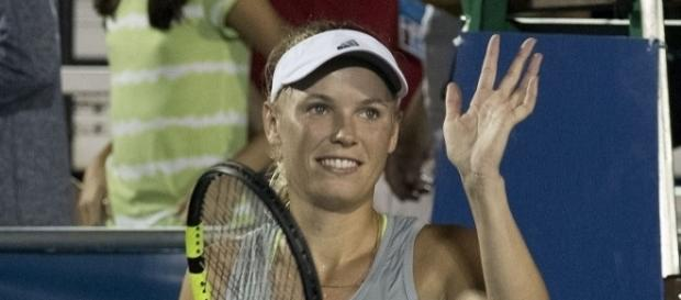 Caroline Wozniacki extended her record of winning at least one title per year to 10 years -- Keith Allison via WikiCommons
