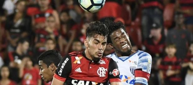 Flamengo empata com Avaí e pode ser ultrapassado nessa rodada