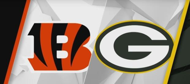 Green Bay Packers face off against the Cincinnati Bengals | Image Credit: NFL | YouTube