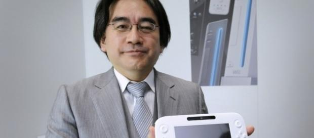 Iwata Returns To Work After Tumor Removal (via flickr - BagoGames)
