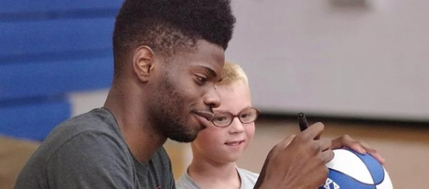 Nerlens Noel could be a target by the LA Lakers in 2018/ photo by Regina/acrphoto via Flickr
