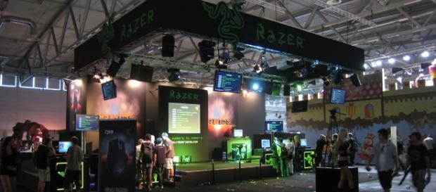 Razer Gamescom Image provided by Wikimedia