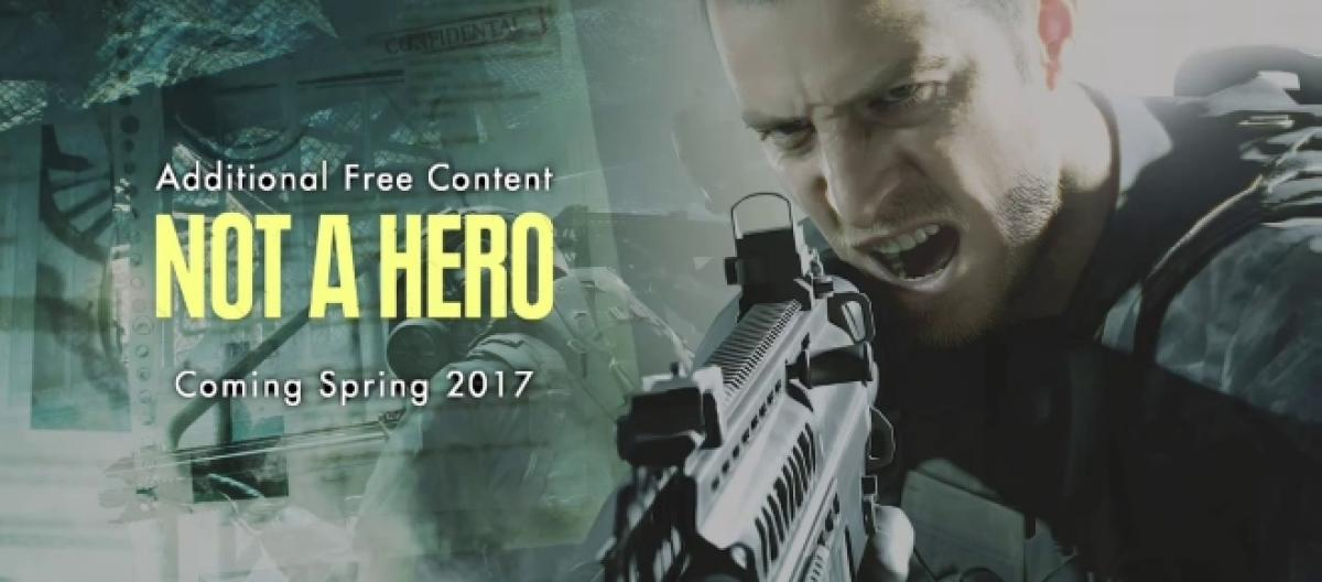 Resident Evil 7 Not A Hero' DLC gets a new gameplay trailer