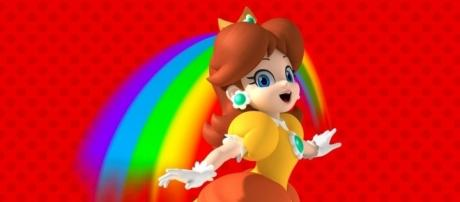 Daisy is here: Luigi's girlfriend joins the fun on 'Super Mario Run' for iOS and Android. / from 'YouTube' screen grab