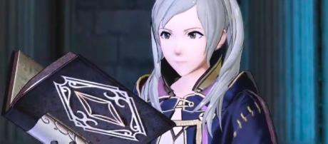 Female Robin in 'Fire Emblem Warriors' (image source: YouTube/Mephilia)