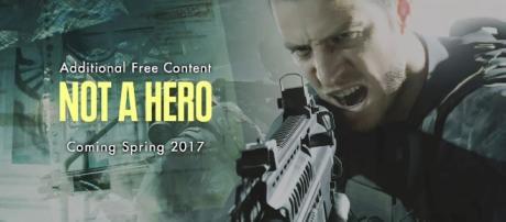 'Resident Evil 7 Not A Hero' DLC. (image source: YouTube/FranBiz)