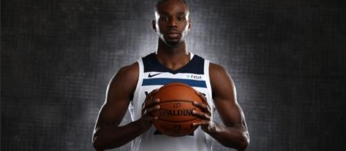 Andrew Wiggins - Wolves media day/Youtube