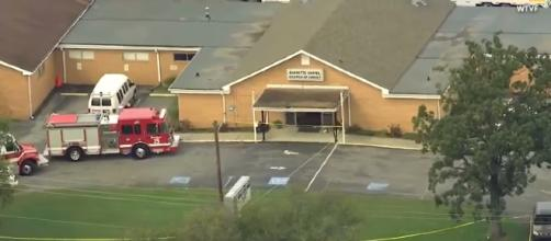 Church Usher Hailed a Hero for Taking Down Gunman During Deadly Shooting [Image via YouTube/ Inside Edition]