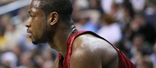 Dwyane Wade contemplates on his next move after Bulls buyout (Image Credit - Keith Allison)