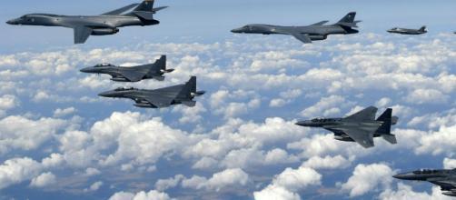 ElPitazo Bombarderos de EEUU vuelan cerca de Corea del Norte ... - envenezuela1.com