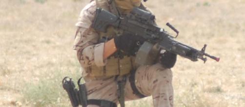 EZAPAC del Ejército del Aire. Las unidad especial encargada de rescates tras las lineas enemigas.