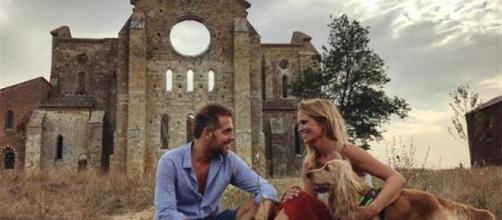 Filippa Lagerback e il messaggio 'commovente' per Daniele Bossari