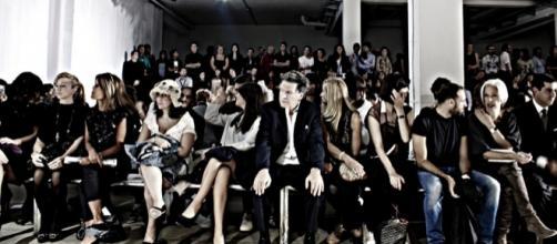 Front row at Milan Fashion Week, Image Credit: odibodi / Flickr (CC BY 2.0)