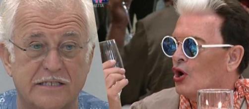 Grande Fratello Vip: Cristiano Malgioglio ha bevuto troppo e cade ... - bitchyf.it