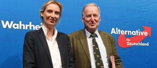 I leader di Alternativa per la Germania