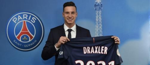 Inter: le ultime sul mercato, piace Draxler del PSG e non solo