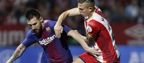 Maffeo, la sombra de Messi en Montilivi - lavanguardia.com