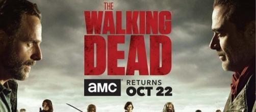 Oitava temporada de ''The Walking Dead''
