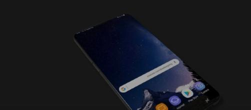 Samsung Galaxy S9 Concept - YouTube/DBS DESIGNING Channel