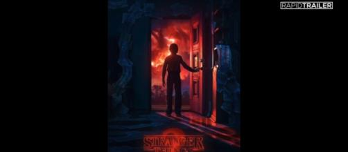 STRANGER THINGS Season 2 Official Trailer + Motion Poster NEW (2017) Netflix TV Series HD - YouTube/Rapid Trailer
