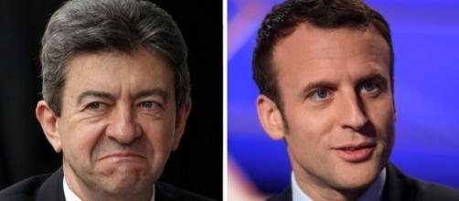 Un Mélenchon populiste qui ne travaille que pour lui et un Macron visionnaire qui veut transformer la France.