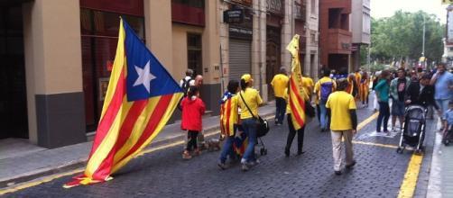 Via Catalana por Kippelboy/Wikimedia Commons