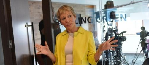 Will 'Shark Tank' star Barbara Corcoran survive to perform again on 'Dancing with the Stars'? Jacqueline Zaccor/Wikimedia