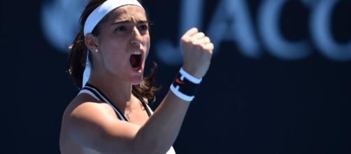 WTA - Dubaï : Caroline Garcia s'impose au premier tour - WTA Dubaï ... - eurosport.fr