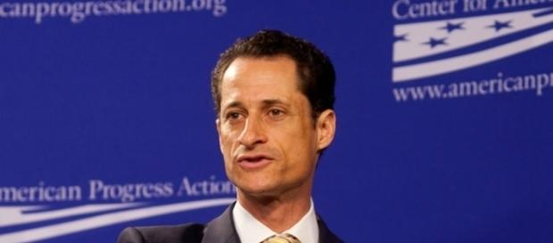 Anthony Weiner learns his fate. (Image Credit: Anthony Weiner/Flickr)