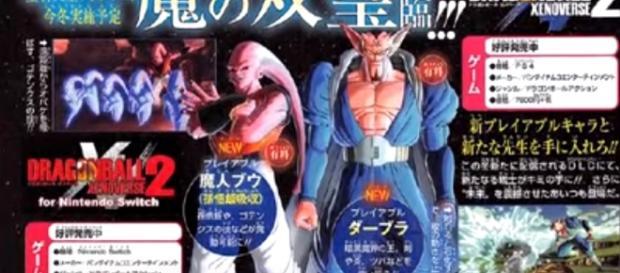 Bandai Namco reveals 'Dragon Ball Xenoverse 2' DLC 5 release date and first official screenshot. DBZanto Z/YouTube