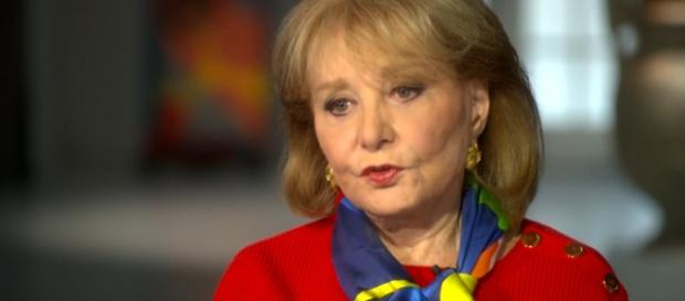 Barbara Walters living as a recluse, celebrates 88th birthday alone. Photo Credit: Vimeo
