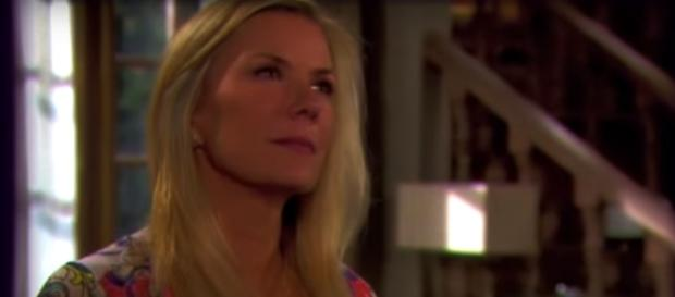 Brooke Logan forces Dollar Bill to accept consequences. Wochit.com. Youtube.com screencap